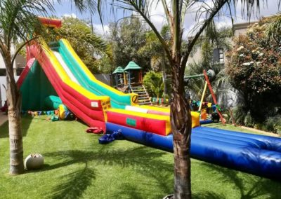 Gladiator Inflatables Funday 7