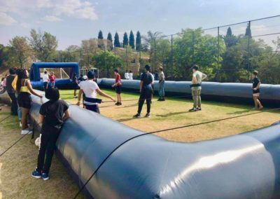 Gladiator Inflatables Funday 9
