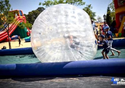 Gladiator Inflatables Funday 11