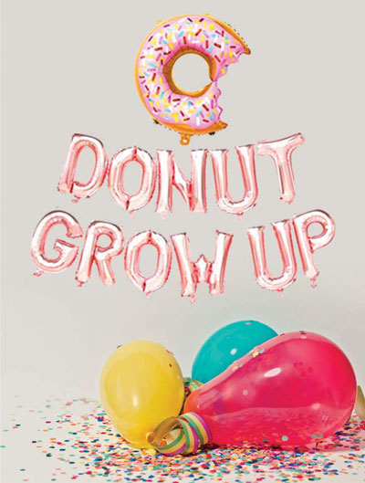 gladiator-inflatables-Donut Grow Up