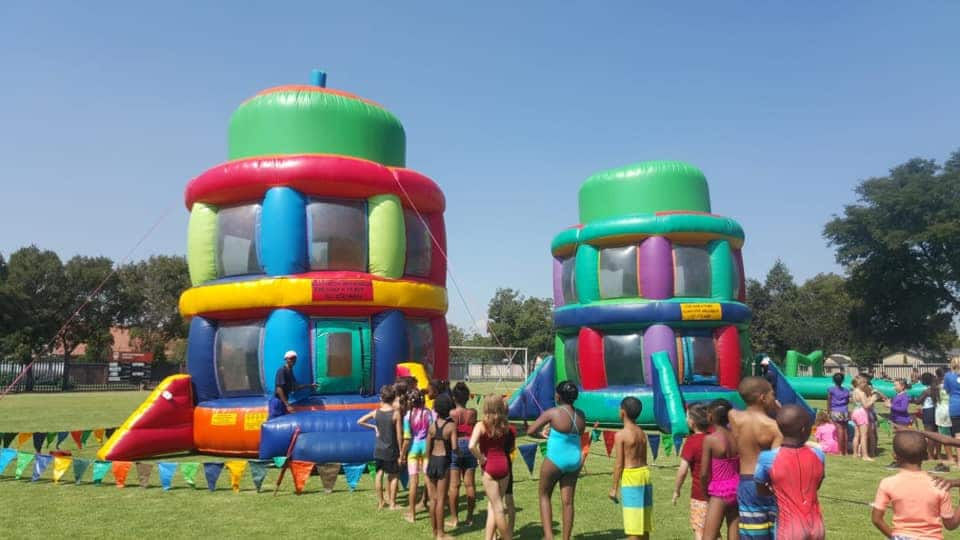 Examples of Jumping Castle Parties