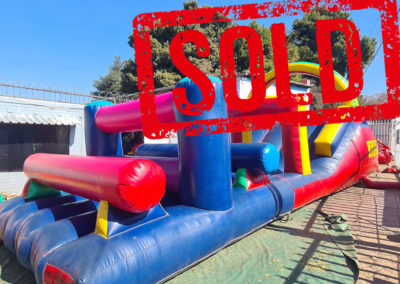 Gladiator Obstacle Sold