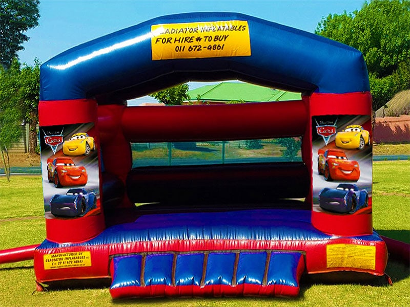 gladiator-inflatables-cars-mickey-mouse-jumping-castle-with-roof