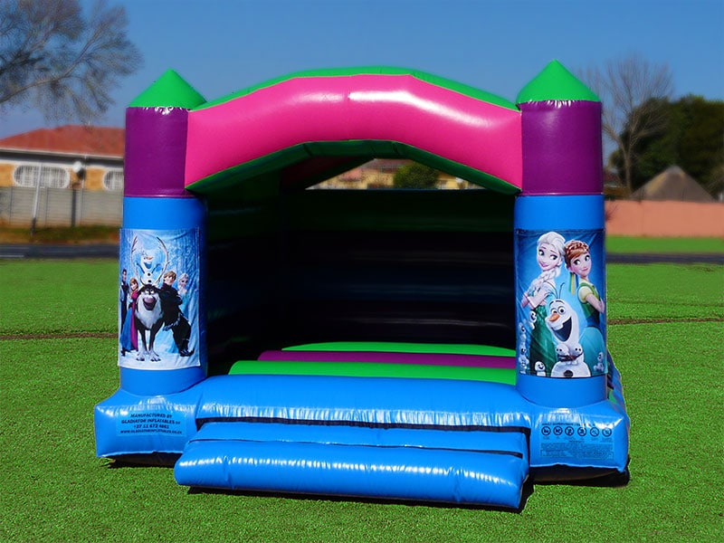 gladiator-inflatables-frozen-jumping-castle